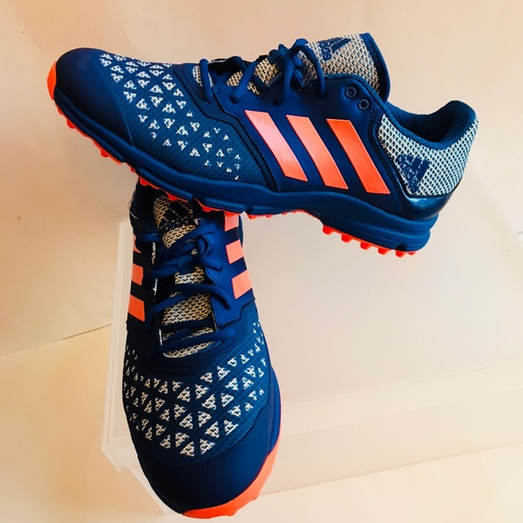 47943f16900d adidas Other - NEW ADIDAS ZONE DOX HOCKEY SHOES CLEATS AQ6520
